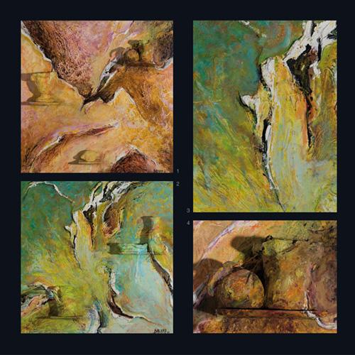 Catalogue exposition Lionel BALARD à l'AMAC - Chamalières